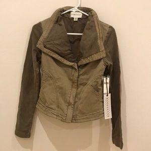 Anthropologie Marrakech Motto Jacket